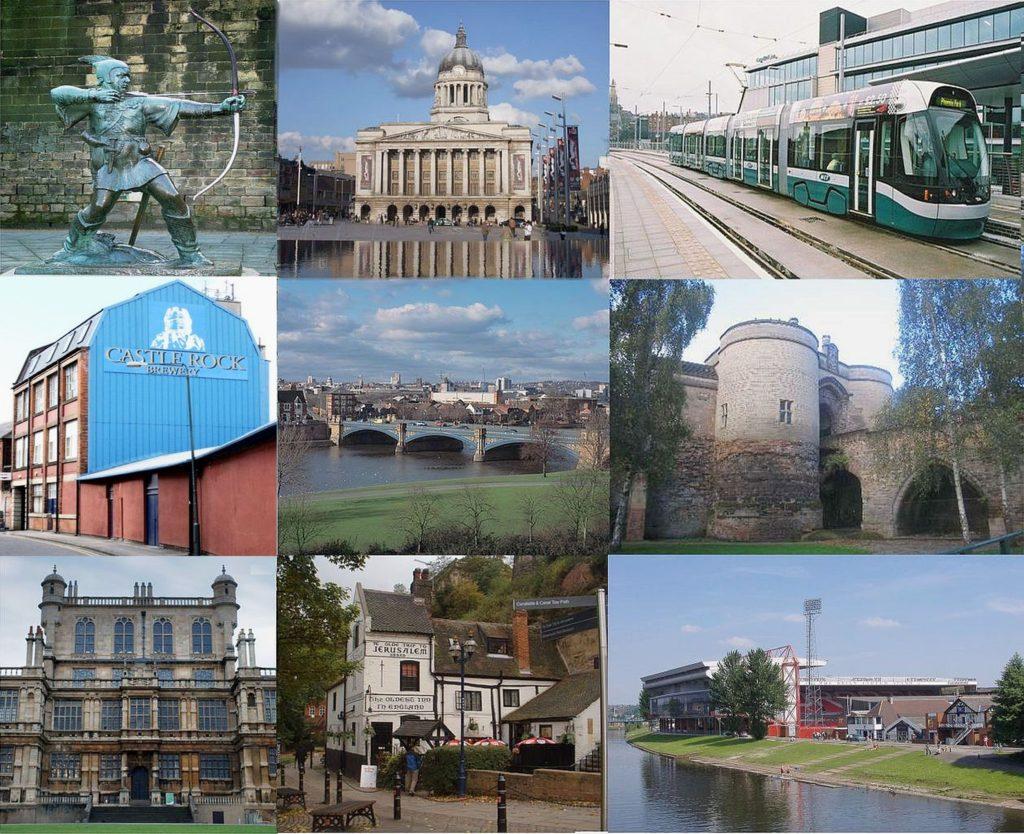 Nottingham (montage)