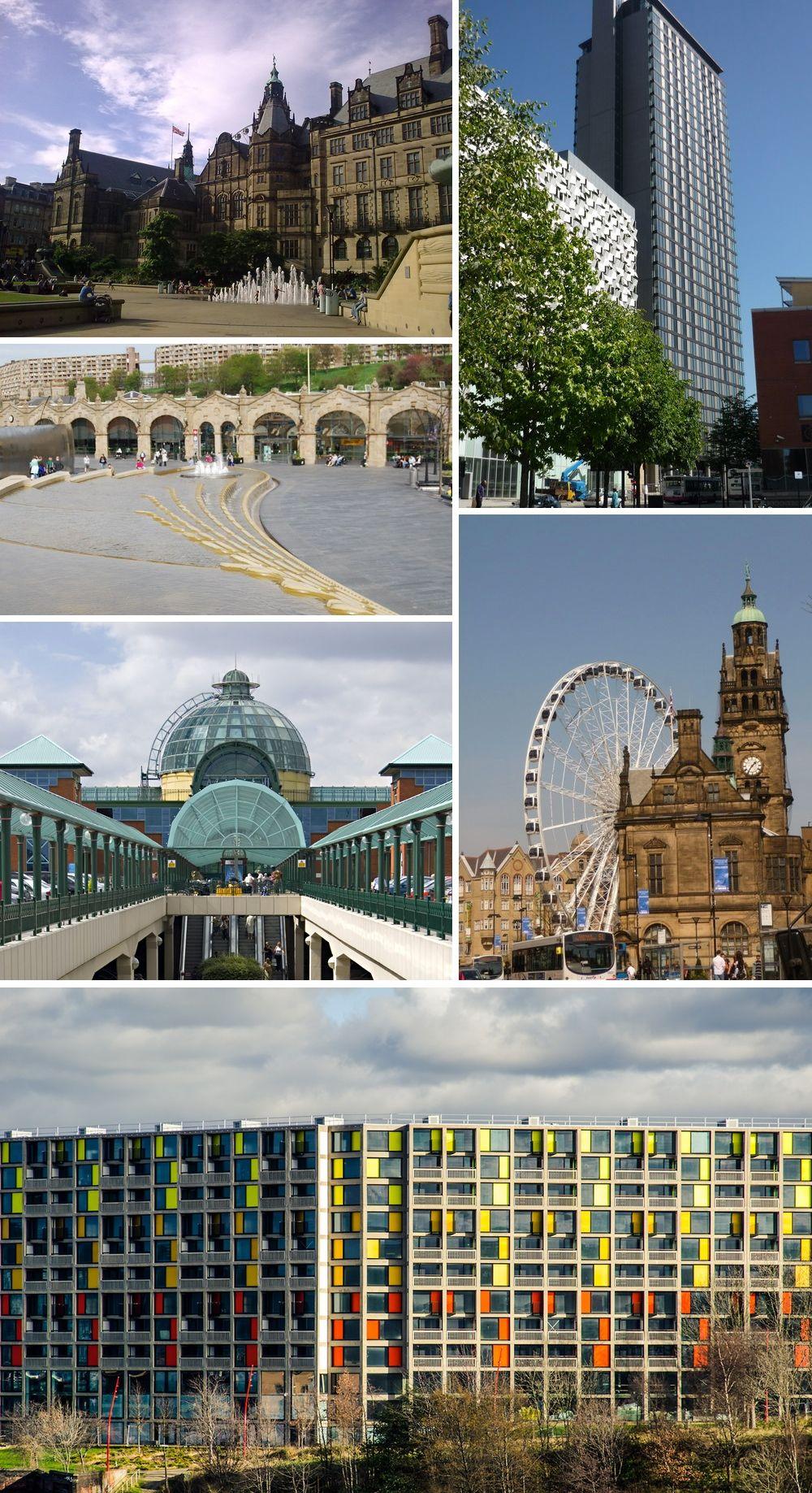 Sheffield (montage)