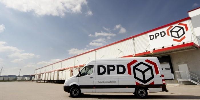 DPD Depot Liverpool