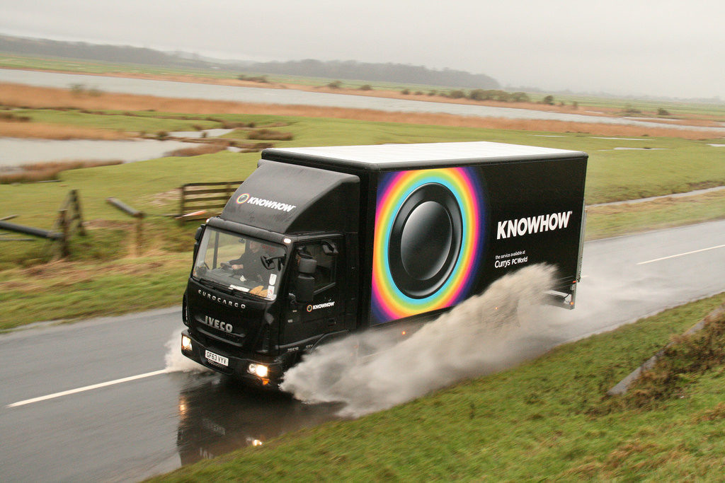 Knowhow lorry