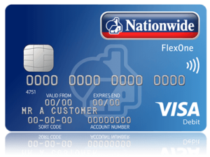 Nationwide Debit Card