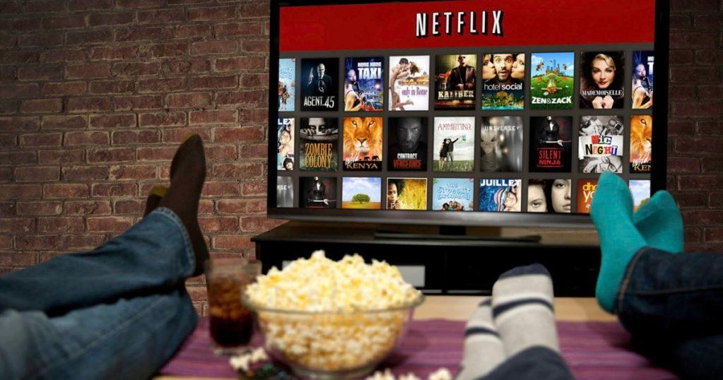 Netflix with Friends