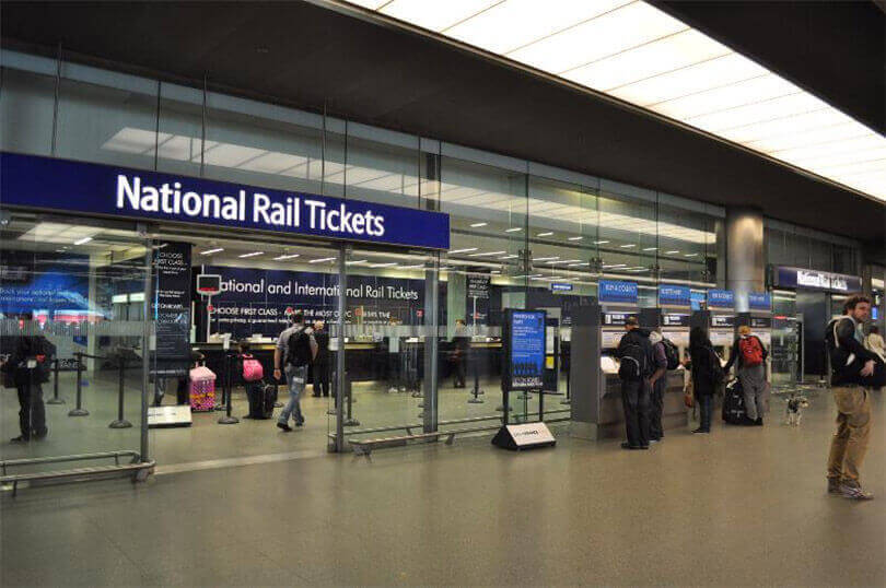 National Rail Ticket Office
