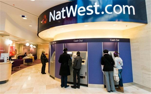 NatWest Branch Interior