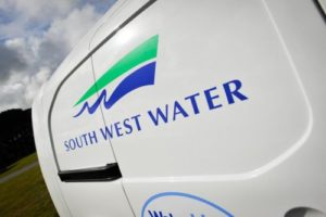 South West Water Van