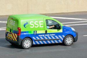 SSE Van