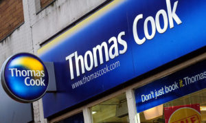Thomas Cook Travel Agent