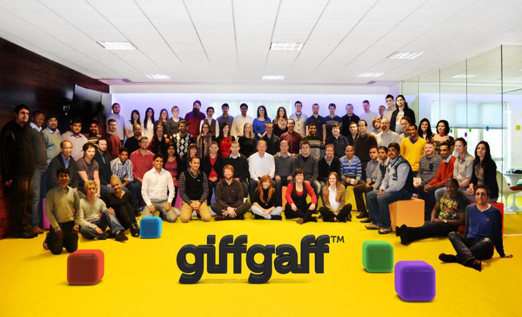 Giffgaff Staff