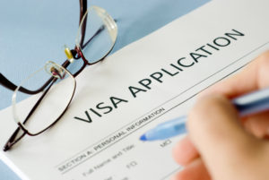 UKVI Visa Application Form
