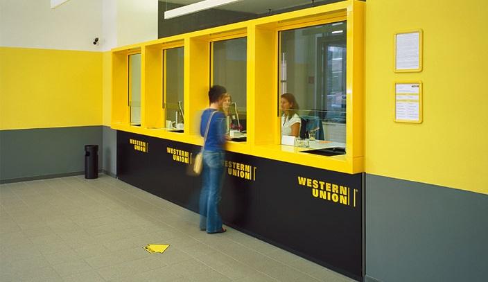 Western Union Branch
