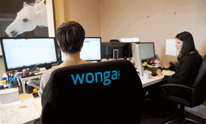 Wonga Office