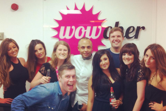 Wowcher Office Staff