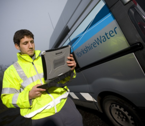 Yorkshire Water Engineer