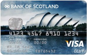 Bank of Scotland Card
