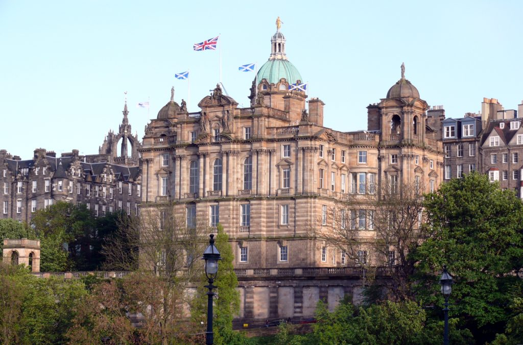 Bank of Scotland Head Office