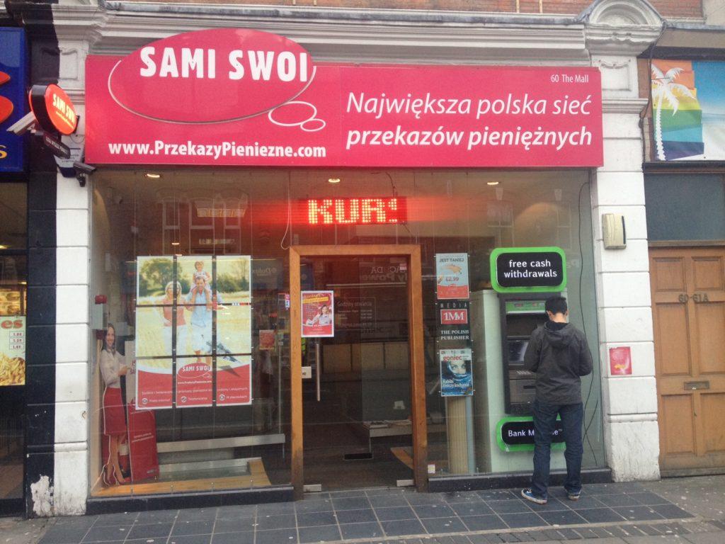 Sami Swoi Ealing Branch