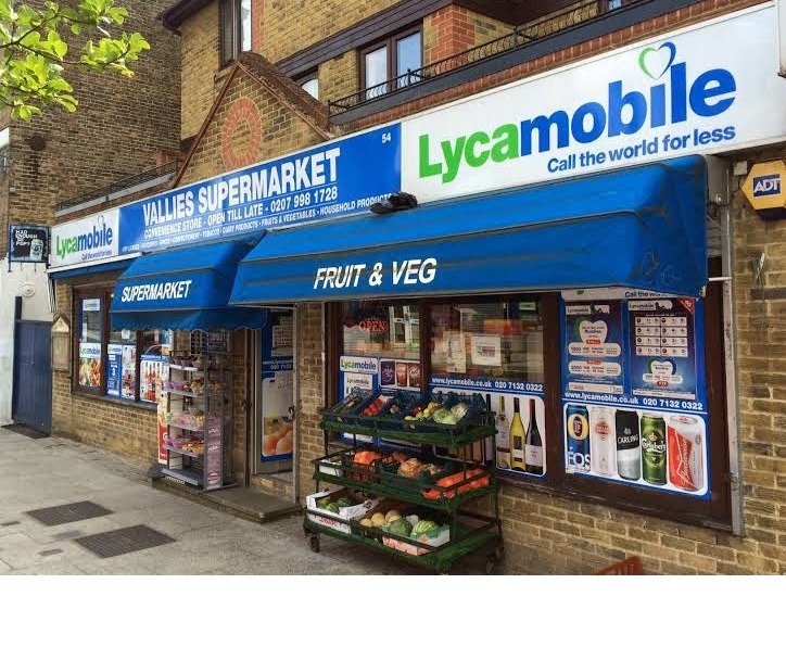 Lycamobile Branded Shop