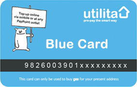 Utilita Blue Card