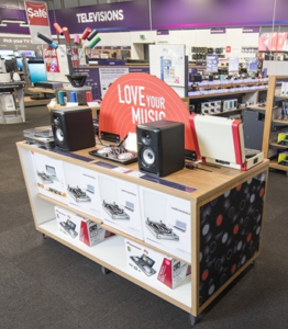 Currys PC World Interior