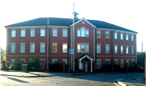 Moorcroft Head Office