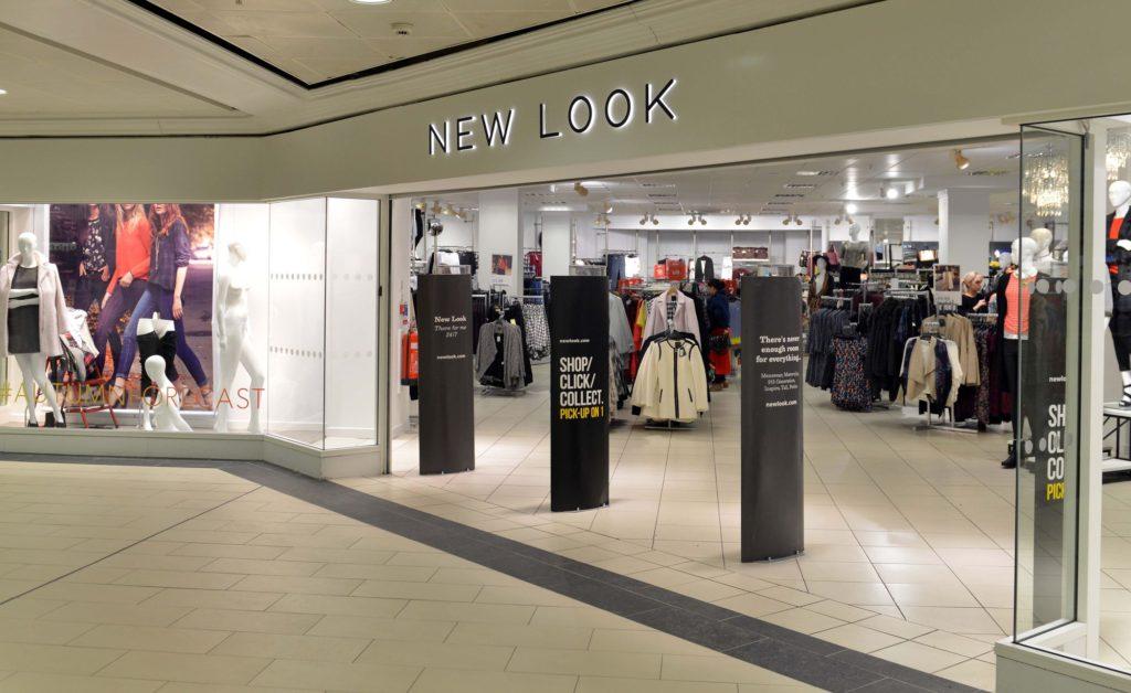 New Look Shrewsbury Store