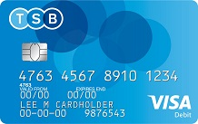 TSB Debit Card