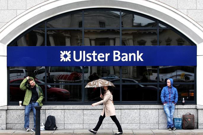 Ulster Bank Branch