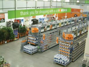Homebase Store Interior