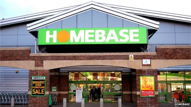 Homebase Yeovil Store