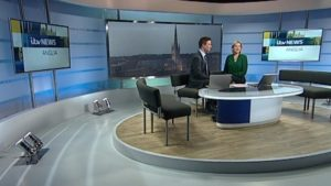ITV News Anglia Studio
