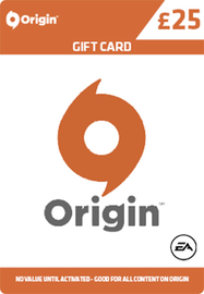 EA Origin Gift Card