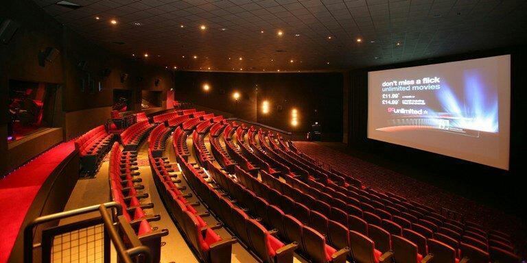 Cineworld High Wycombe