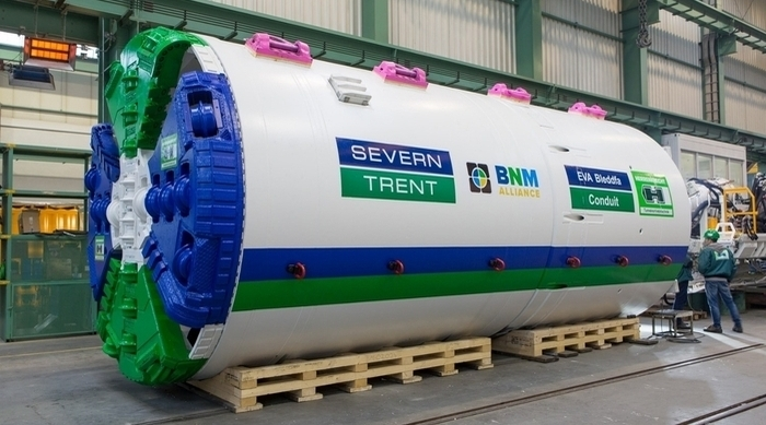 Severn Trent Tanker