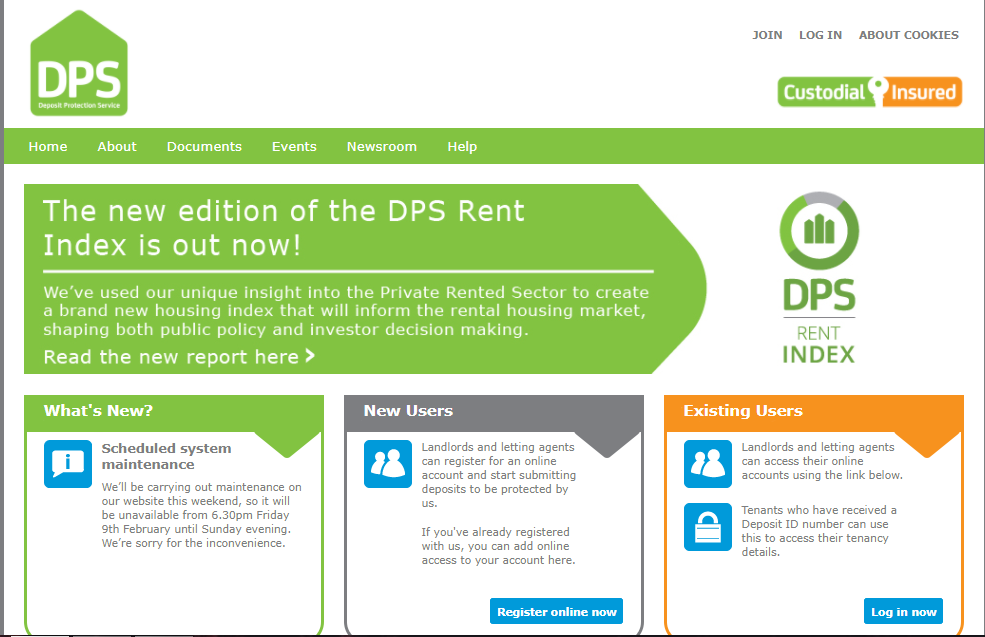 DPS Website