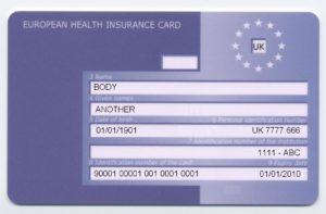 Renew Ehic Card Uk >> European Health Insurance Card Ehic Contact Number 0300 330 1350