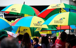 Legal and General Umbrellas