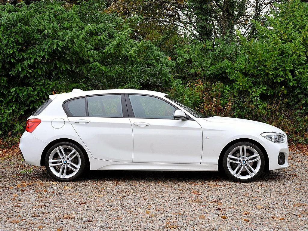 BMW 120d Right