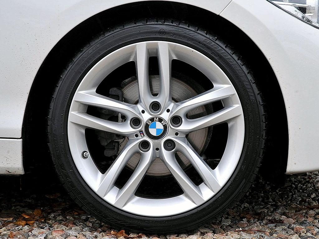 BMW 120d Wheel