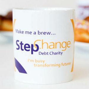 StepChange Mug